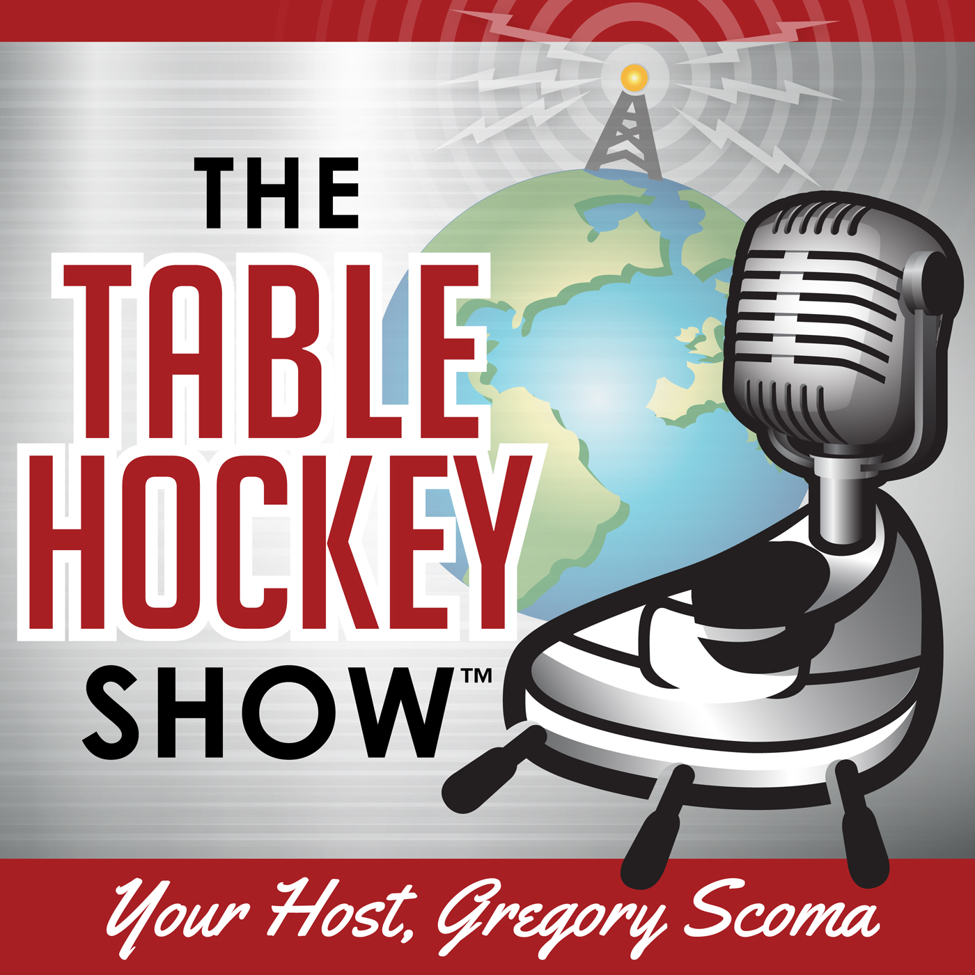 The Table Hockey Show with Gregory Scoma